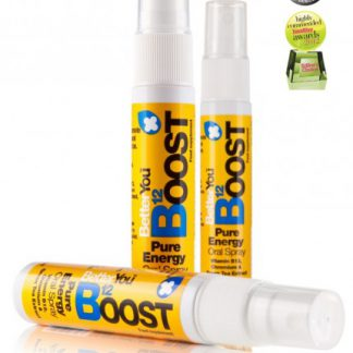 Boost Pure Energy Oral Spray