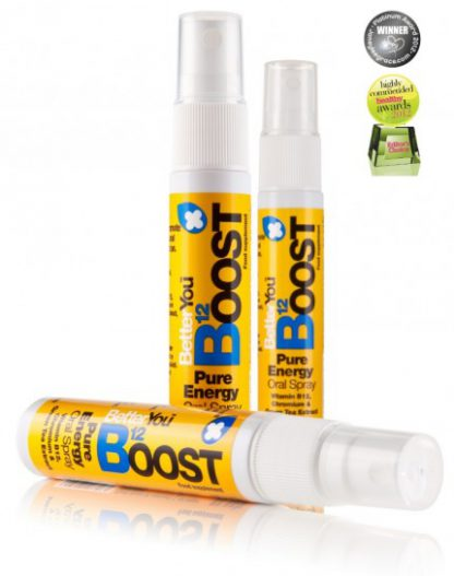 Boost Pure Energy Oral Spray