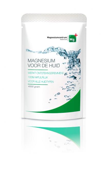 Magnesium voor de huid 4Kg