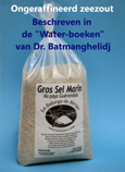 Ongeraffineerd Keltisch Zeezout 5kg-0