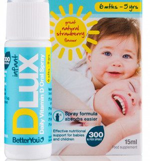 DLux Vitamin D Spray Infant-0